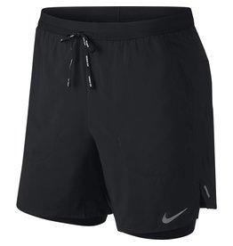 Nike Flex Stride Running 2in1 Short Zwart