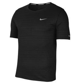 Nike Dri-Fit Miler T-shirt Zwart