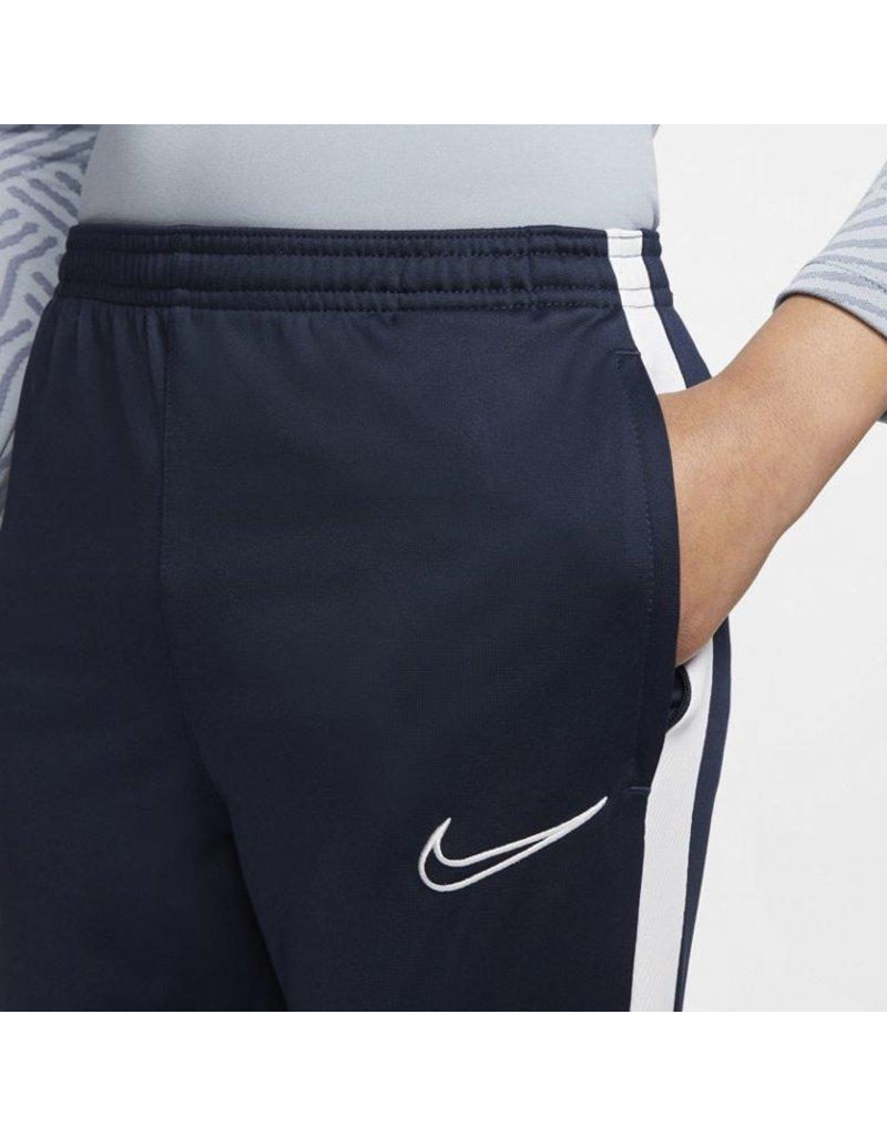 Nike Dri-Fit Boys Academy Trainingsbroek Blauw