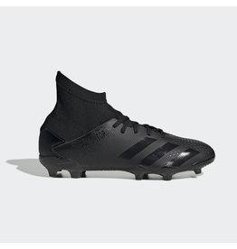 Adidas Predator 20.3 FG Junior Voetbalschoenen Zwart