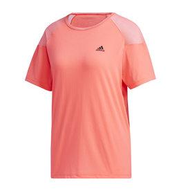 Adidas W UC Tee Dames Shirt Oranje