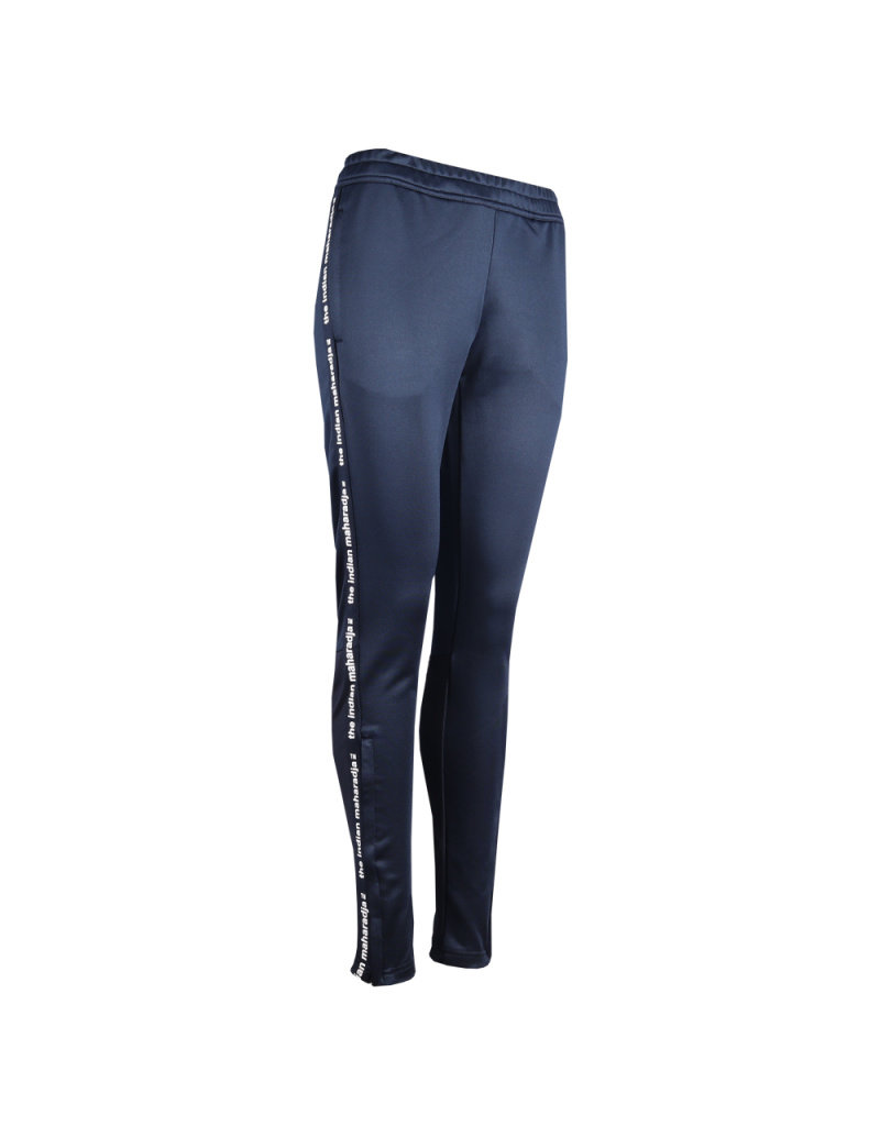Indian Maharadja Terry Poly Pant Dames Trainingsbroek Navy
