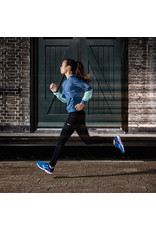 Mizuno Wave Inspire 16 Dames Hardloopschoen Blauw