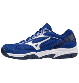 Mizuno Cyclone Speed 2 Junior Zaalschoen Blauw