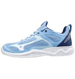Mizuno Ghost Shadow Dames Zaalschoen Blauw