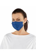 Falke Mondmasker 2-pack wasbaar Blauw