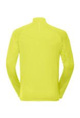 Odlo Midlayer Ceramiwarm Heren Shirt Geel