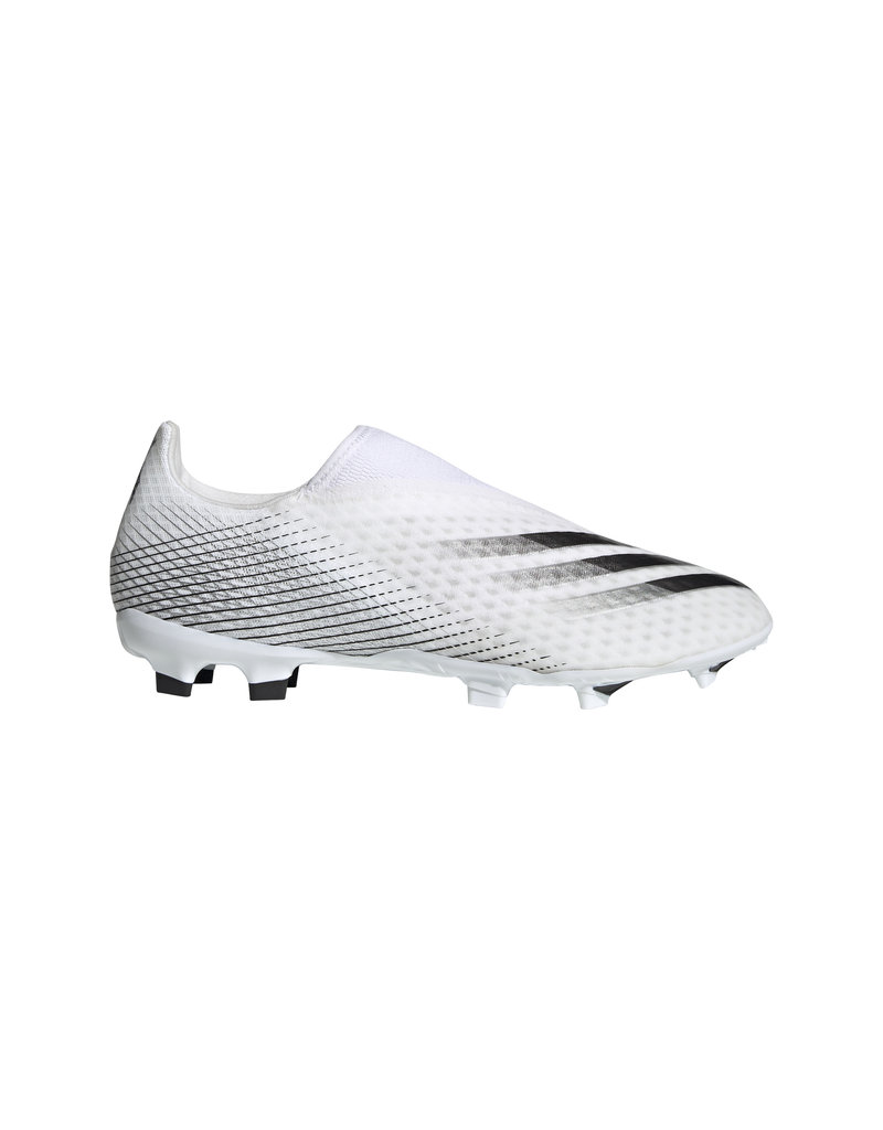 Adidas X Ghosted.3 Laceless FG Voetbalschoenen
