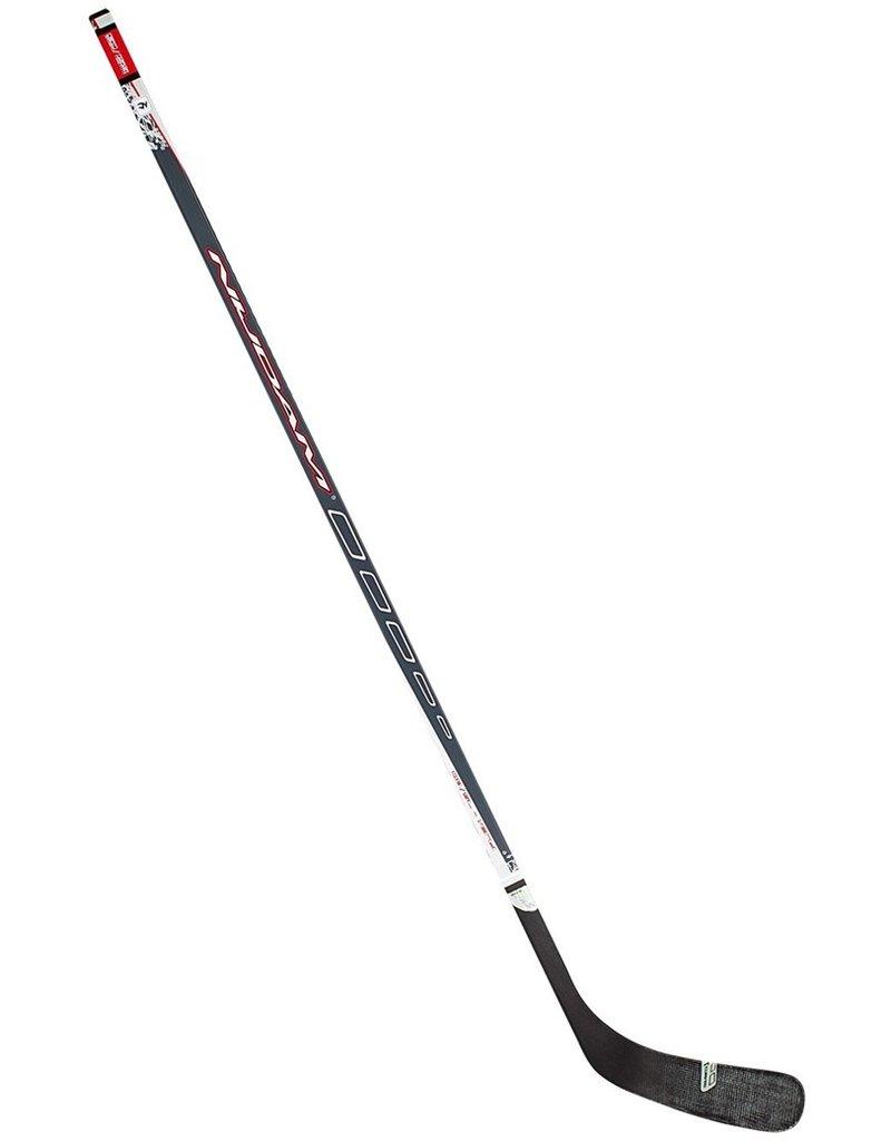 Nijdam Ijshockeystick Hout/Glasfiber Senior 155CM