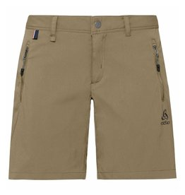 Odlo Wedgemount Shorts Dames Beige