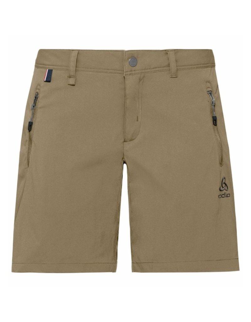 Odlo Wedgemount Shorts Dames Beige