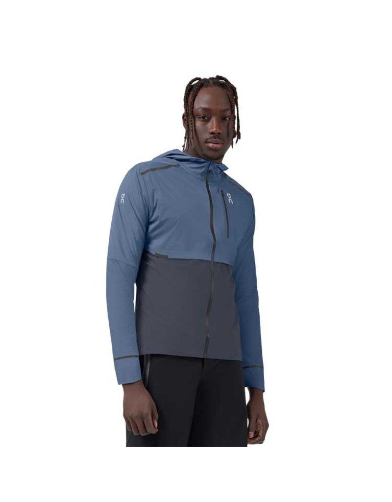 ON Weather Jacket Blauw Heren