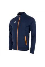 Reece Cleve Stretched Fit Jacket Unisex Blauw Oranje