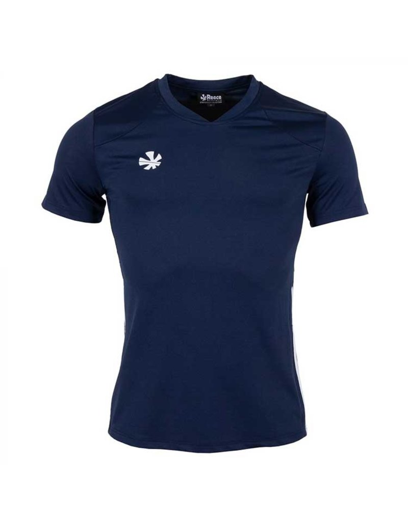Reece Grammar Shirt Unisex Blauw