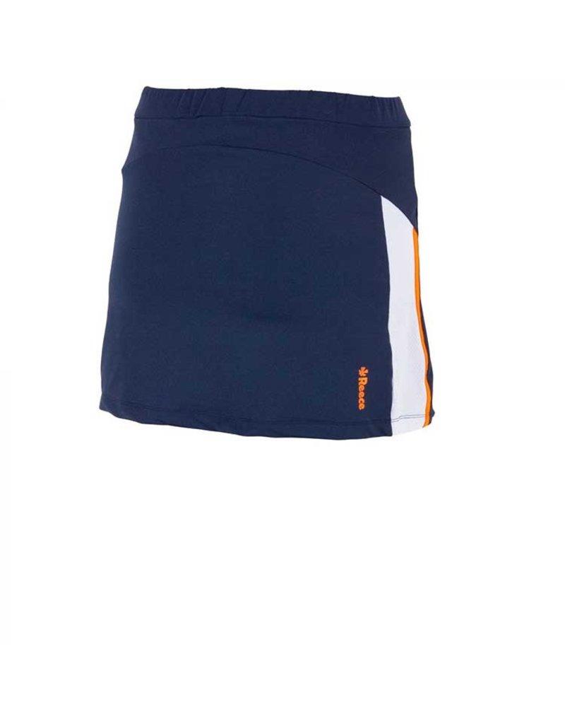 Reece Auburn Skort Ladies Blauw Oranje