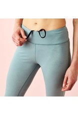 ON Tights 7/8 Groen Dames