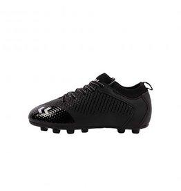 Hummel Zoom Junior Zwart Wit Voetbalschoenen