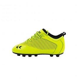Hummel Zoom Junior Geel Zwart Voetbalschoenen