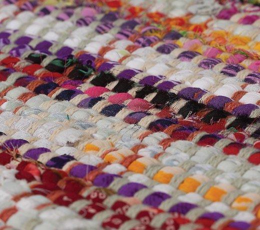 Badmatten multi color