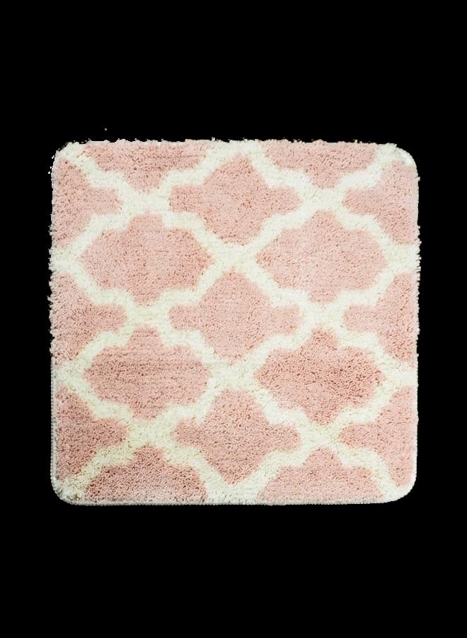 Alhambra badmat roze