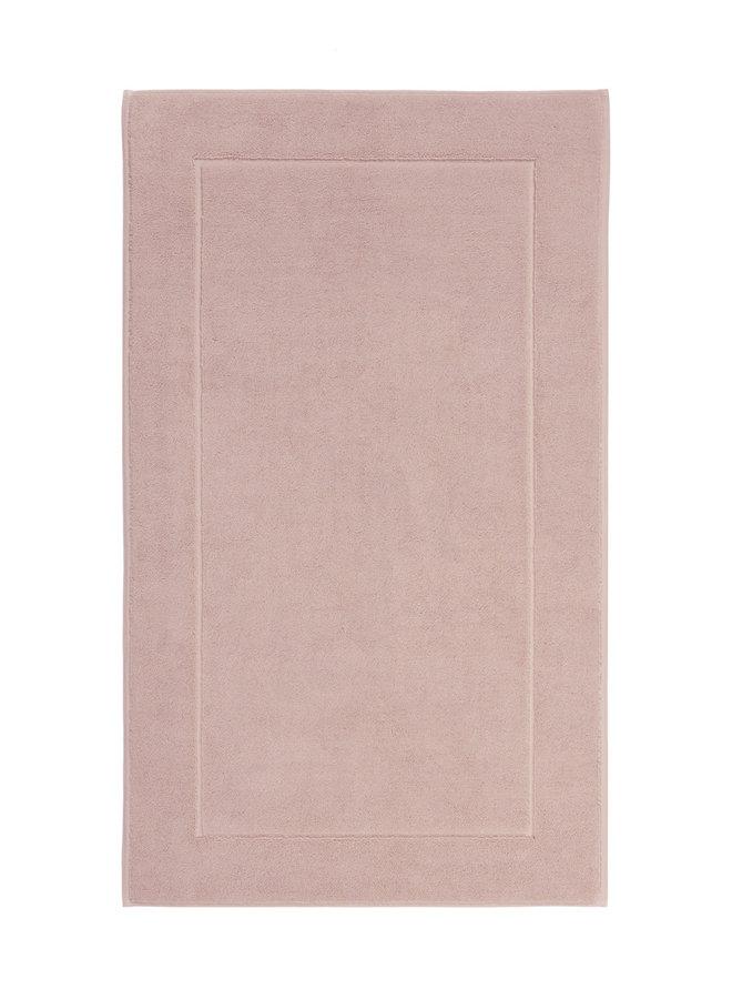 London Badmat  Oud roze