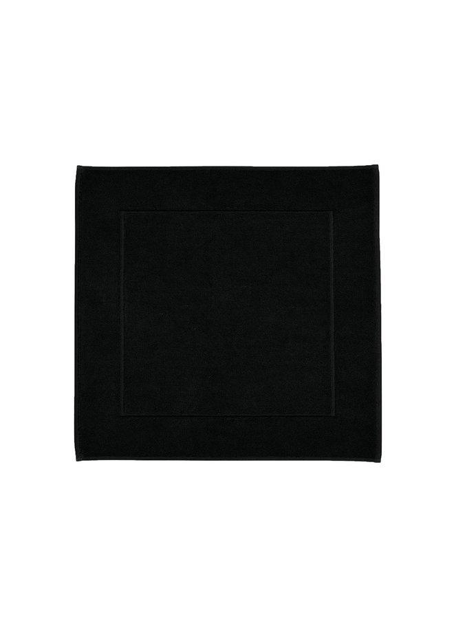 London Badmat  Zwart