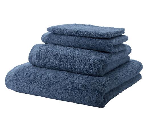 Handdoeken Blauw