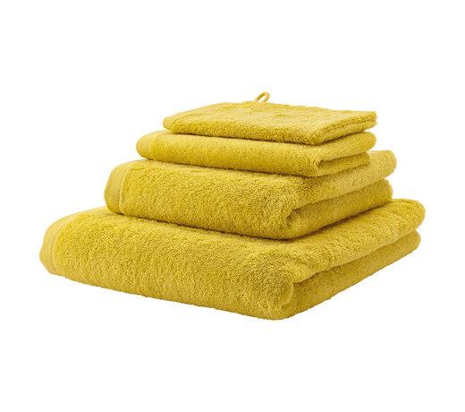 Handdoeken Geel