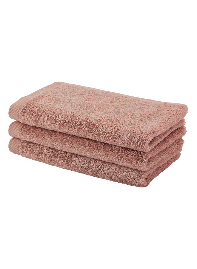 London handdoek Brique
