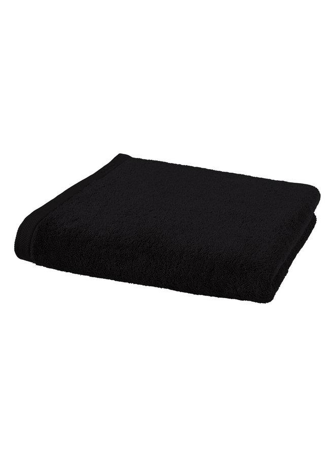 London handdoek Zwart