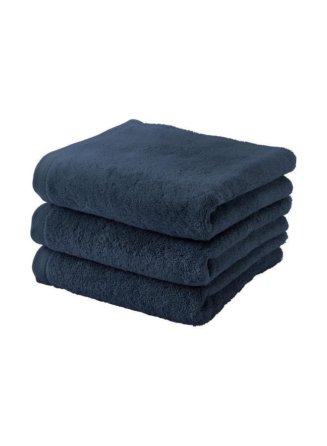 London handdoek Indigo