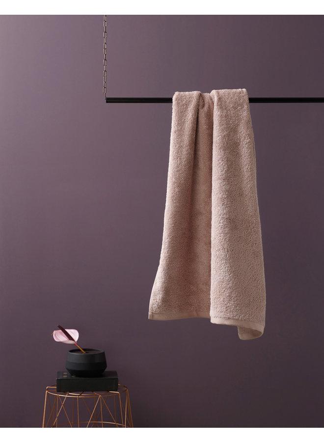 London handdoek Oud roze