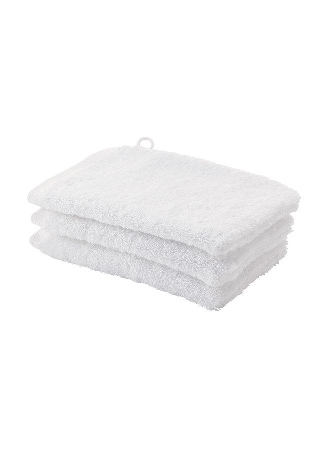 London handdoek Wit