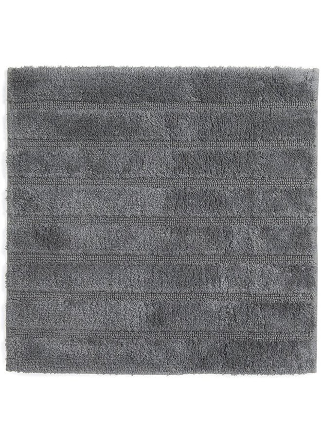 California Badmat steenkool grijs