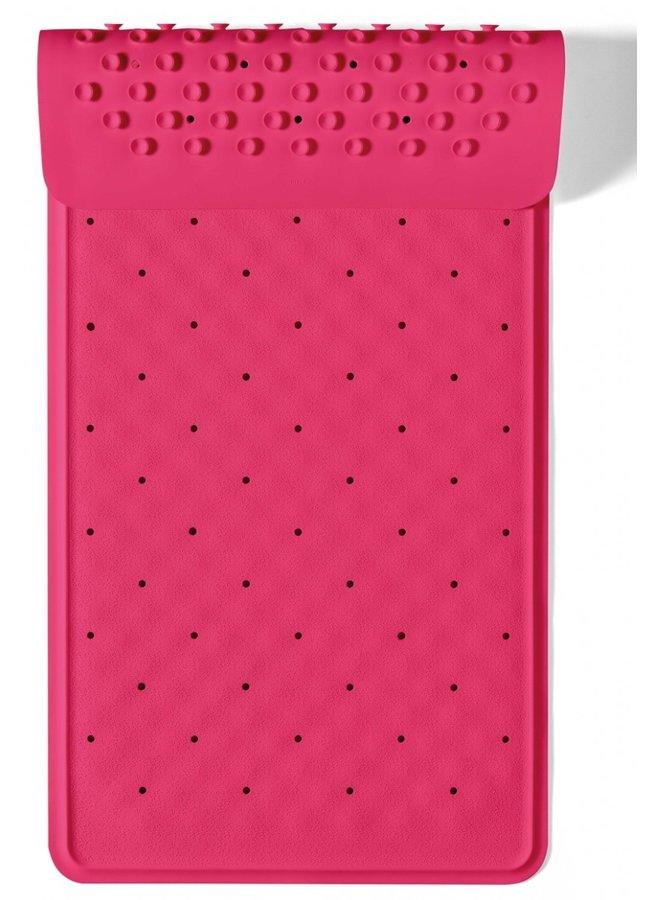 Bali antislip badmat 36x76 cm roze