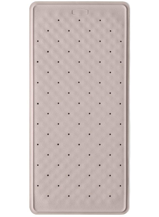 Bali antislip badmat 36x76 cm Savannah