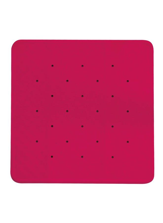 Simply antislip douchemat 53x53 cm cm roze
