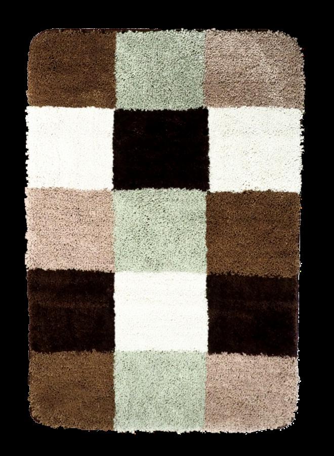 Boulogne badmat bruin