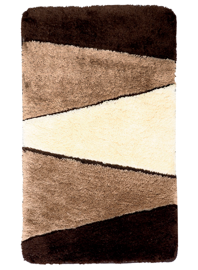 Alpes badmat bruin
