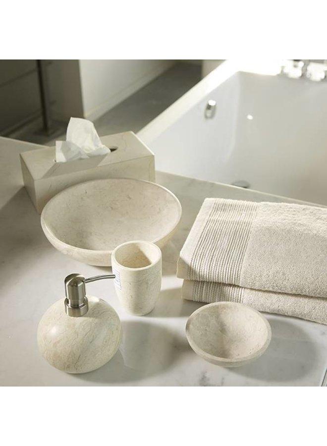 Luxor Reserve toiletpapier houder  ivoor