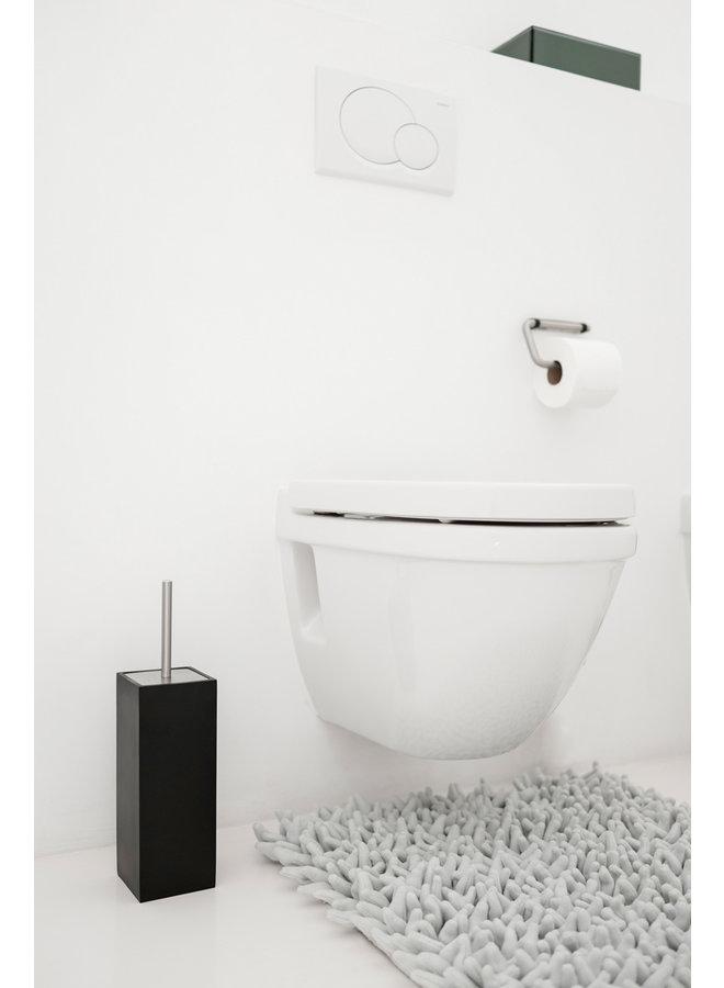 Moon Toiletborstelhouder Zwart
