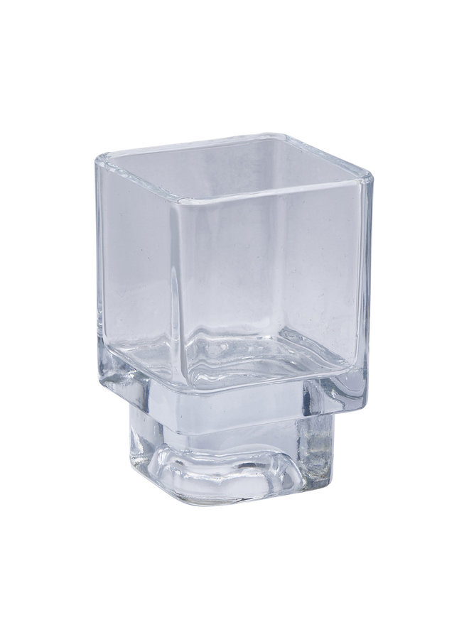 Ona Drinkglas Donkergrijs