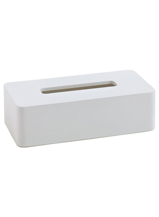 Ona Tissue box Wit