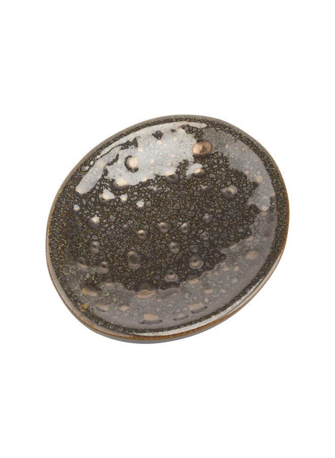 Ugo Zeepschaal Vintage brons