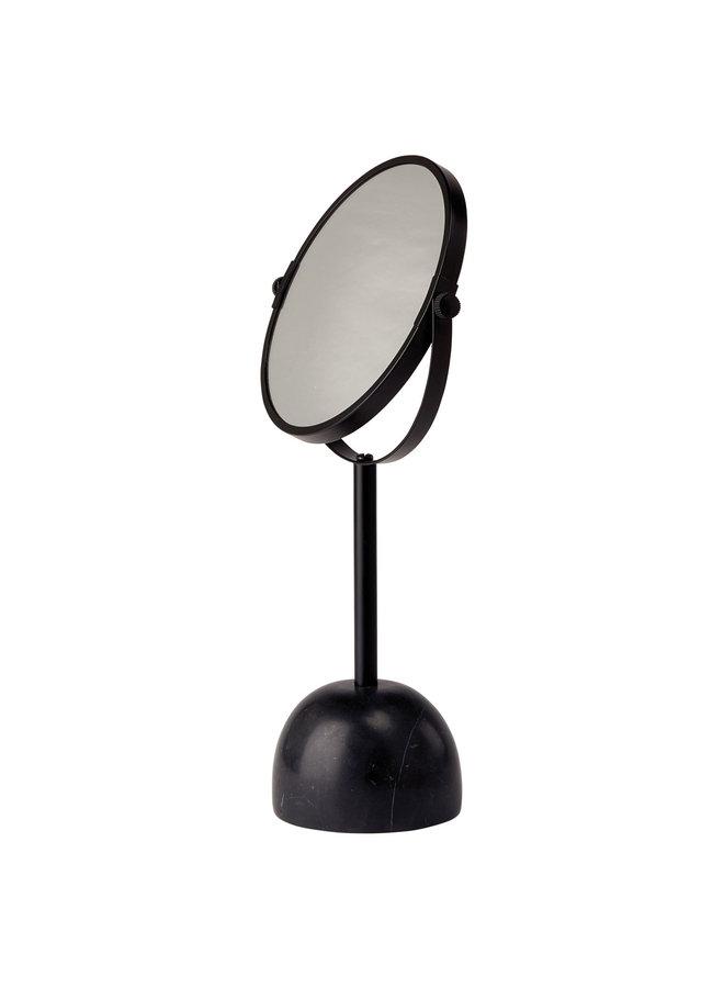 Yana Spiegel 3x vergrotend Zwart