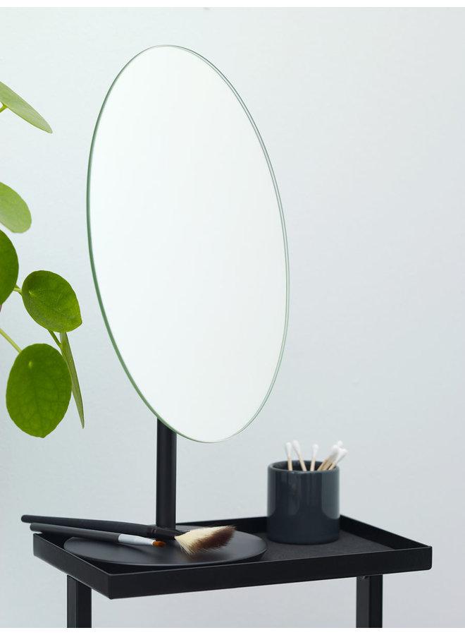 Vega Spiegel Zwart