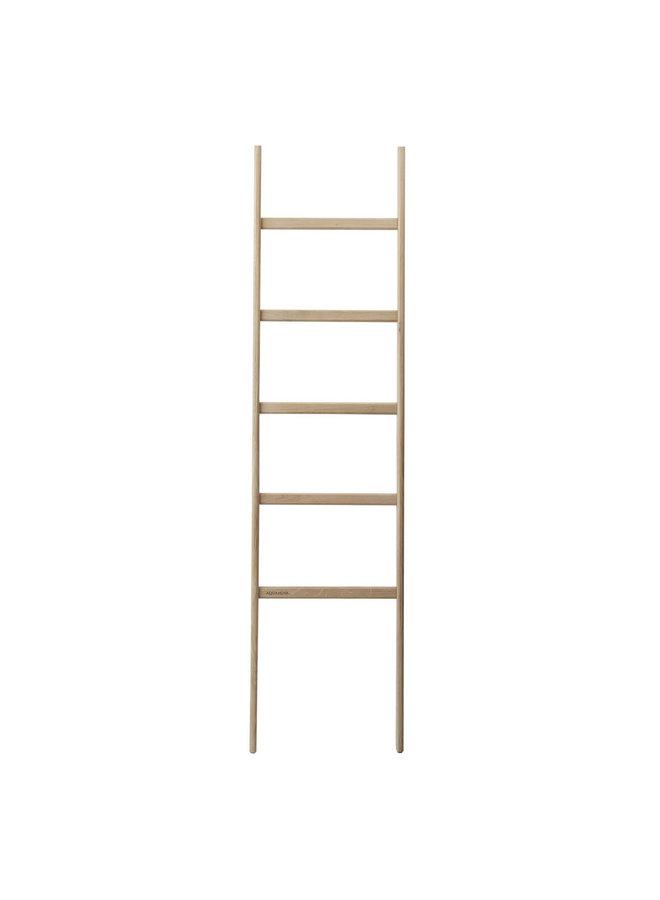 Mink Handdoek ladder Eik