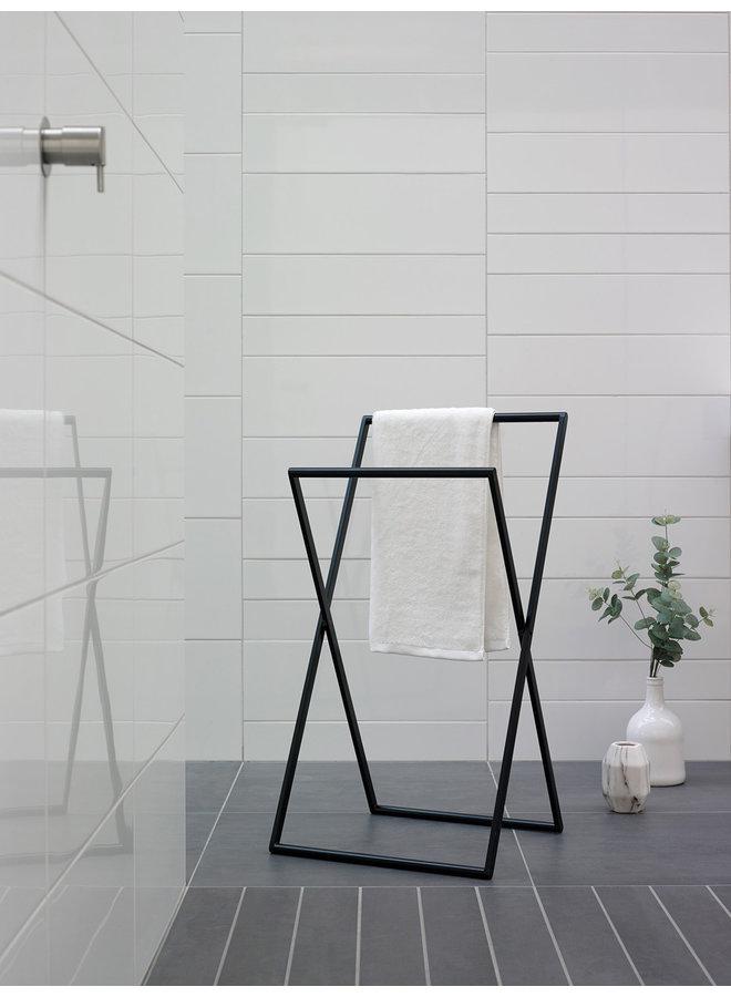 Icon Handdoekrek Zwart