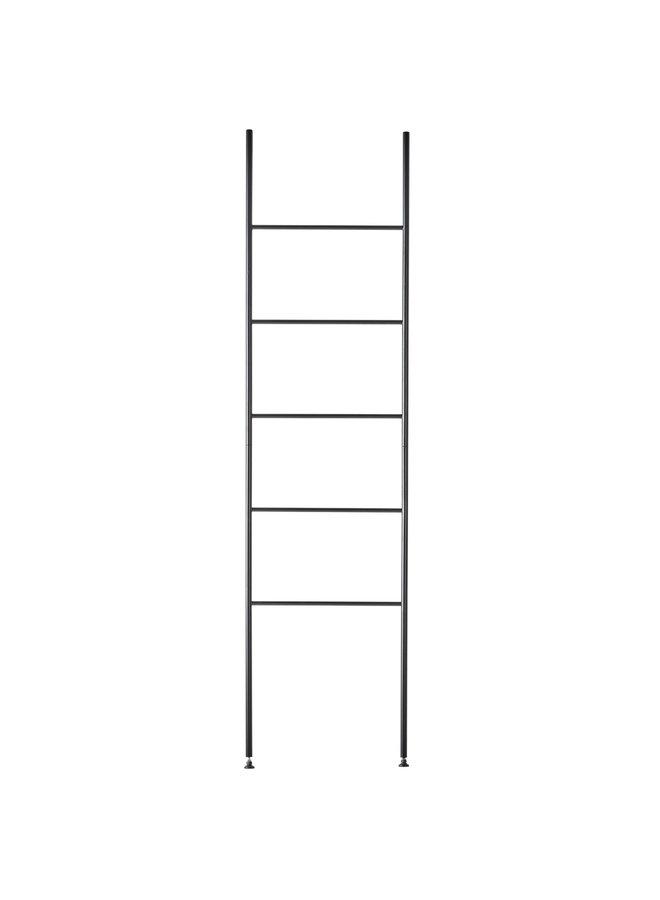 Icon Handdoek ladder Zwart