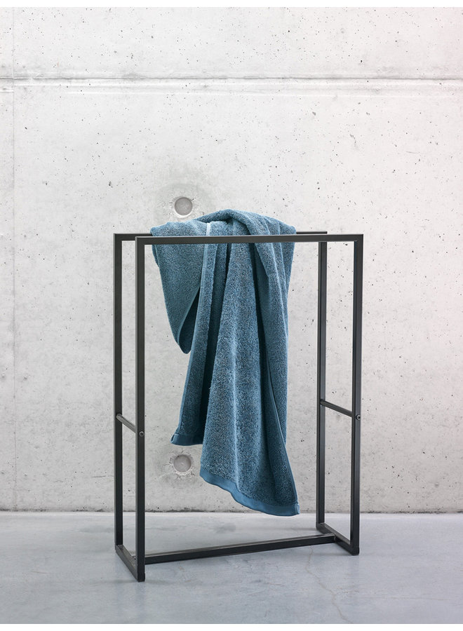 Aran Handdoekrek Zwart